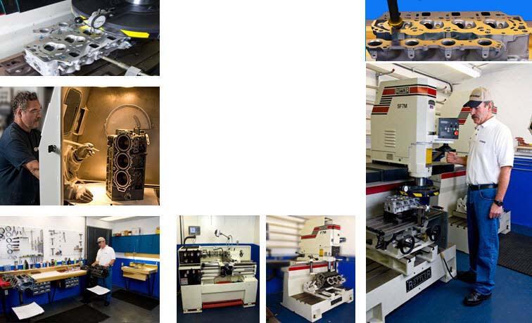 Toni Marine Inc  Rebuilt Powerheads